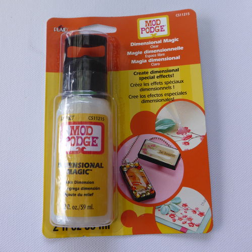 Mod Podge Dimensional Magic clear 2 oz - 59 ml CS11215