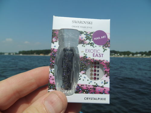 Swarovski® Crystalpixie exotic east